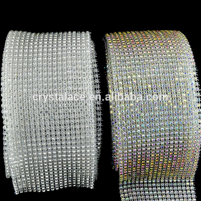 clear crystal and clear AB rhinestone trimming.jpg